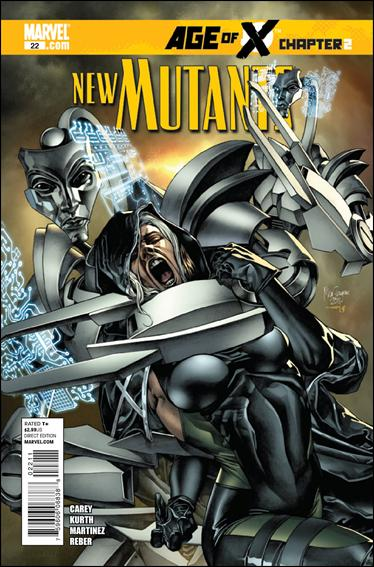 New Mutants (2009) 22-A by Marvel