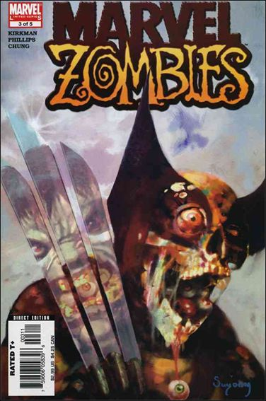 Marvel Zombies (2006) 3-A by Marvel