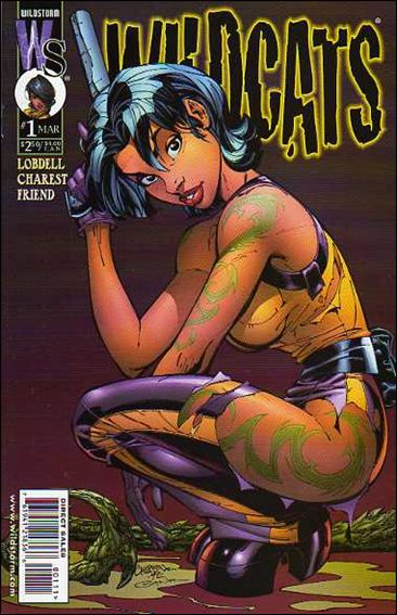 Wildcats (1999) 1-B by WildStorm