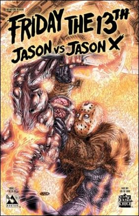 Friday the 13th: Jason vs Jason X 1-H by Avatar Press