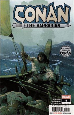 Conan the Barbarian (2019) 5-A