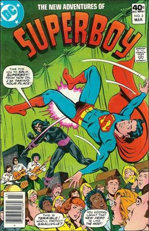 New Adventures of Superboy 3-A