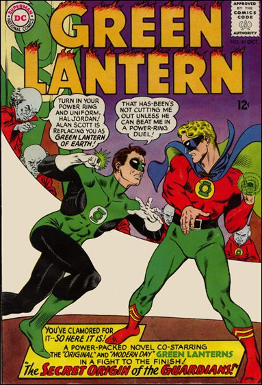 Green Lantern (1960) 40-A by DC