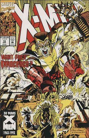 X-Men (1991) 19-A