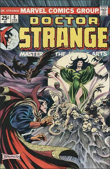 Doctor Strange (1974) 6-A by Marvel