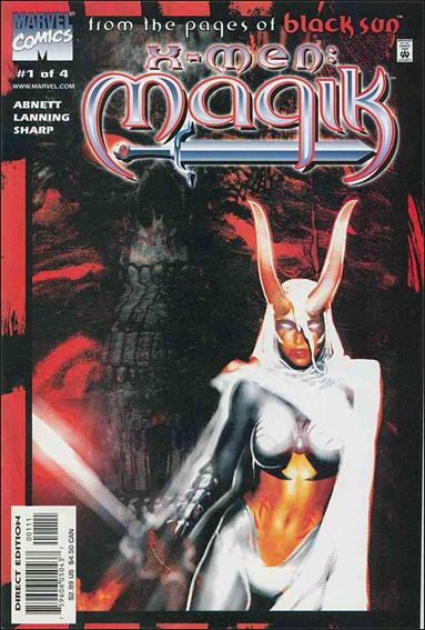 Magik (2000) 1-A by Marvel