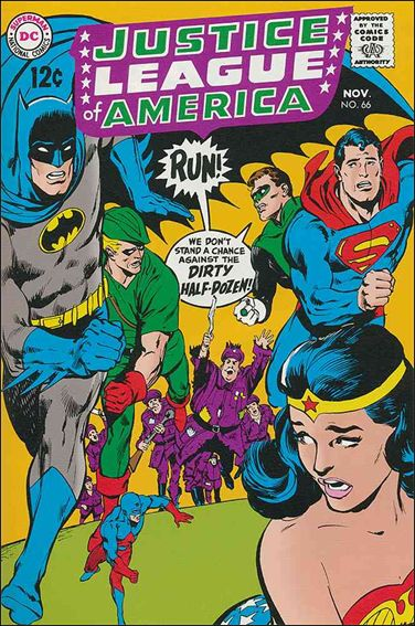 Justice League of America (1960) 66-A by DC