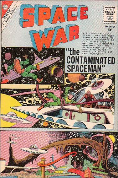 Space War 8-A by Charlton