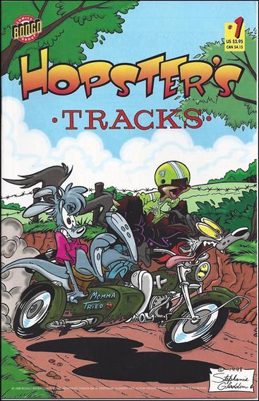 Hopster's Tracks 1-A by Bongo