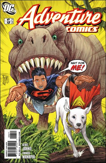 Adventure Comics (2009) 6-A by DC