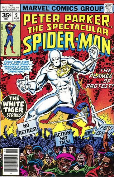 Spectacular Spider-Man (1976) 9-B by Marvel