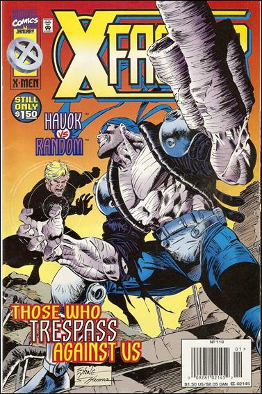 X-Factor (1986) 118-B by Marvel