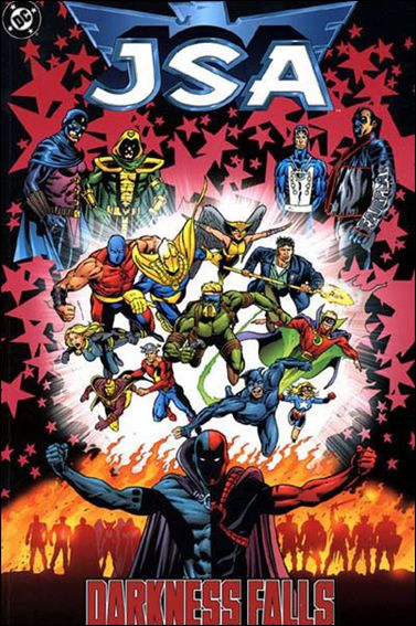 JSA 2-A by DC