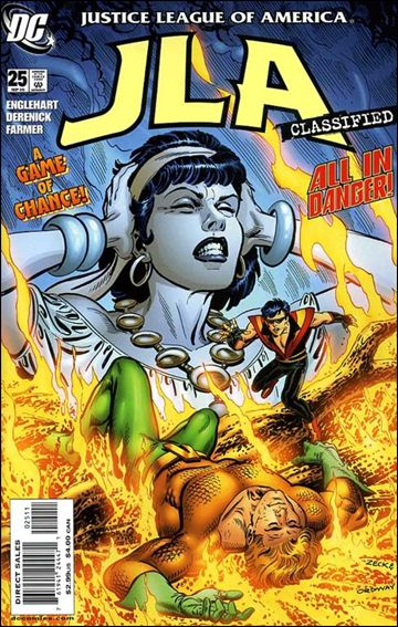 JLA: Classified 25-A by DC