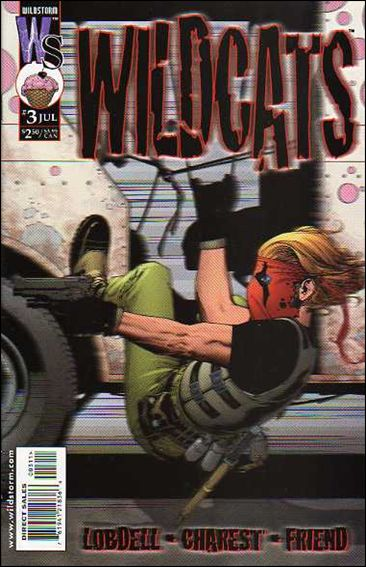 Wildcats (1999) 3-A by WildStorm