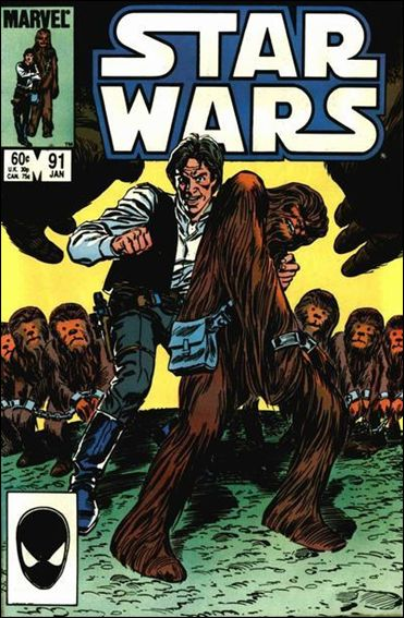 Star Wars (1977) 91-A by Marvel
