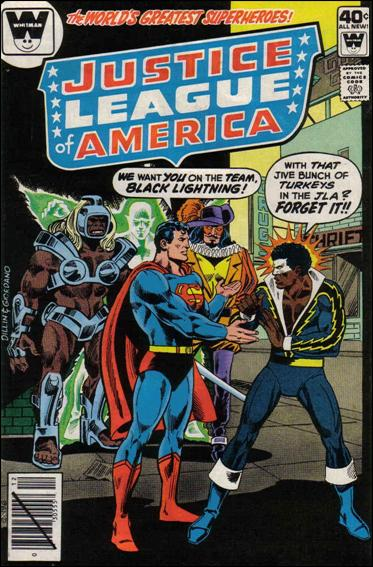 Justice League of America (1960) 173-B by DC