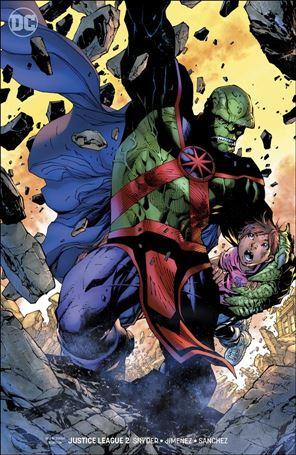 Justice League (2018) 2-B