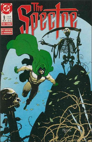 Spectre (1987) 9-A by DC