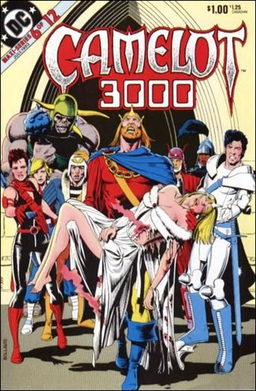 Camelot 3000  6-A by DC