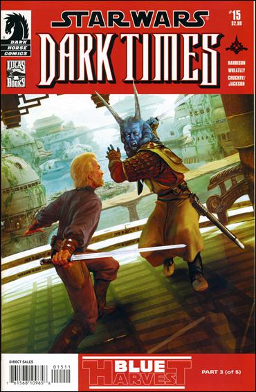 Star Wars: Dark Times 15-A by Dark Horse