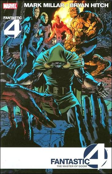 Fantastic Four: The Master of Doom nn-A by Marvel