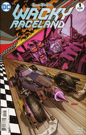 Wacky Raceland 1-D