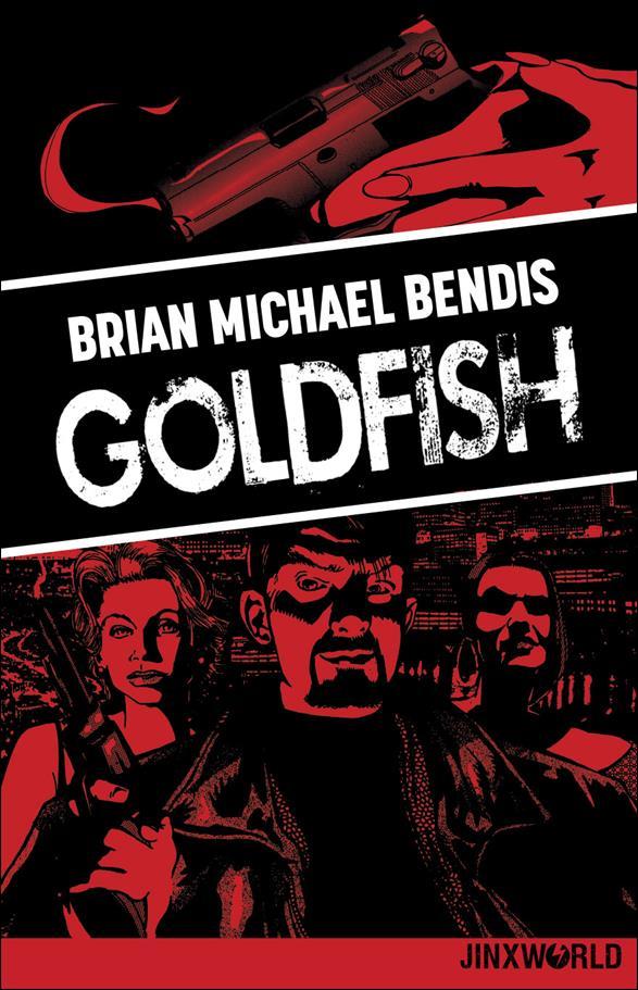 Goldfish (2018) nn-A by Jinxworld