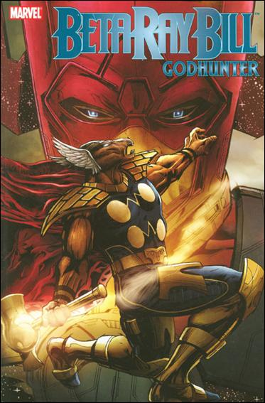 Beta Ray Bill: Godhunter 1-A by Marvel
