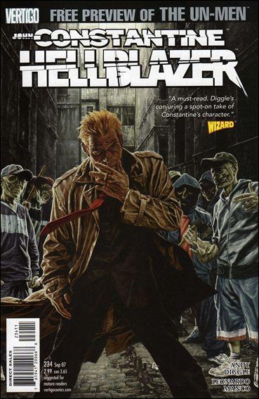Hellblazer (1988) 234-A by Vertigo