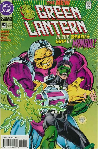 Green Lantern (1990) 52-A by DC