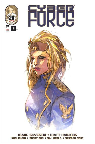 Cyberforce (2012) 1-C by Top Cow