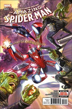 Amazing Spider-Man (2015) 27-A