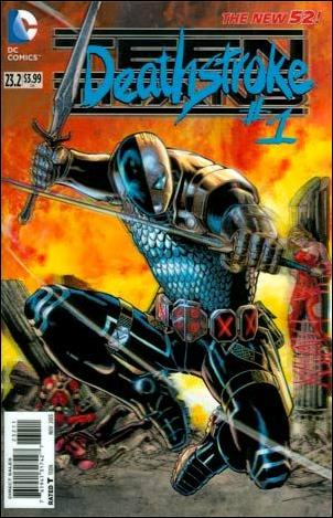 Teen Titans (2011) 23.2-A by DC