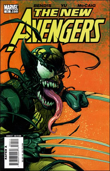New Avengers (2005) 35-A by Marvel