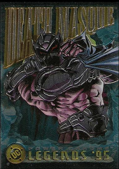 DC Legends '95 - Power Chrome (Base Set) 102-A by SkyBox