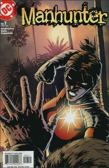 Manhunter (2004) 7-A by DC
