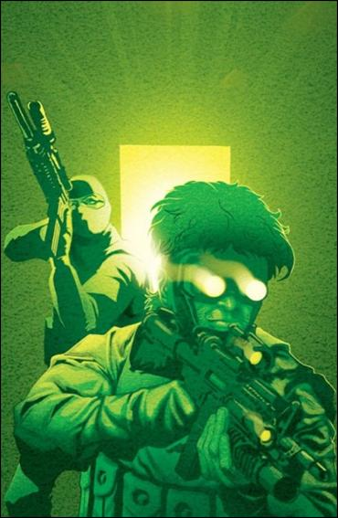 G.I. Joe (2008) 13-C by IDW