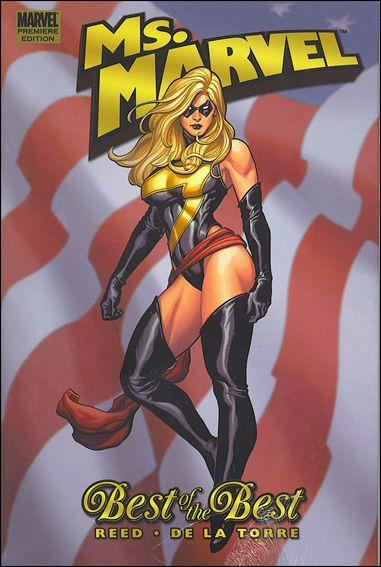 Ms. Marvel (2006) 1-A by Marvel