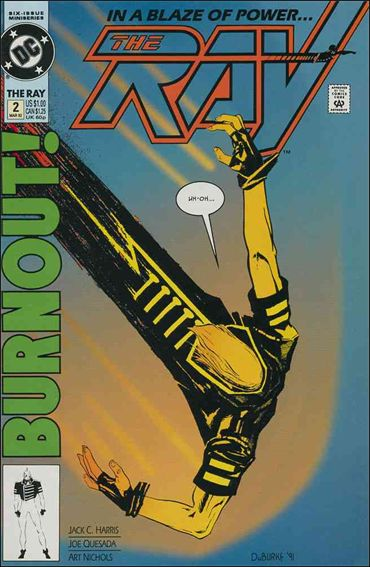 Ray (1992) 2-A by DC