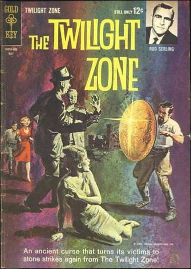 Twilight Zone (1962) 7-A by Gold Key