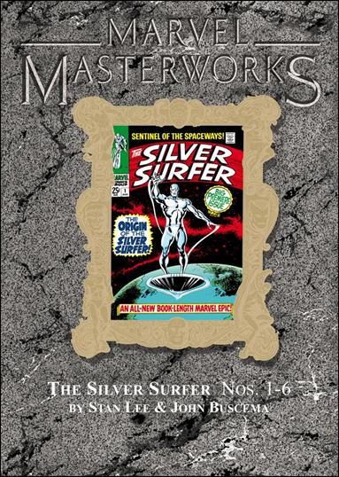 Marvel Masterworks: The Silver Surfer 1-B by Marvel