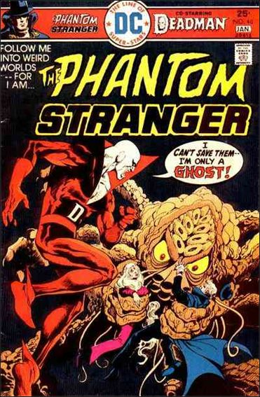 Phantom Stranger (1969) 40-A by DC