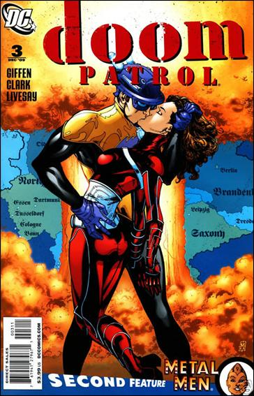 Doom Patrol (2009) 3-A by DC