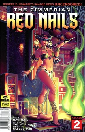 Cimmerian: Red Nails 2-B