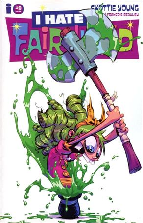 I Hate Fairyland 9-A