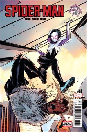 Spider-Man (2016) 13-A