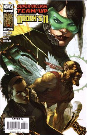Super-Villain Team-Up/MODOK's 11 4-A