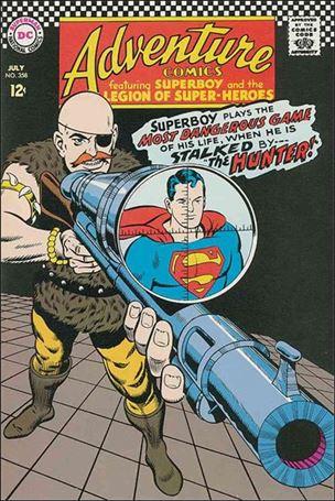 Adventure Comics (1938) 358-A