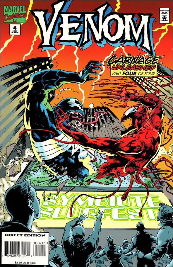 Venom: Carnage Unleashed 4-A by Marvel